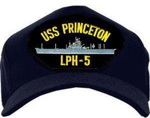 Uss Princeton Lph 5 Cap
