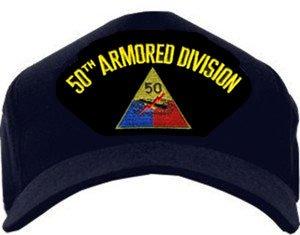 50th Armored Division Ball Cap