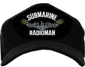 Submarine Radioman Ball Cap 389050f0195